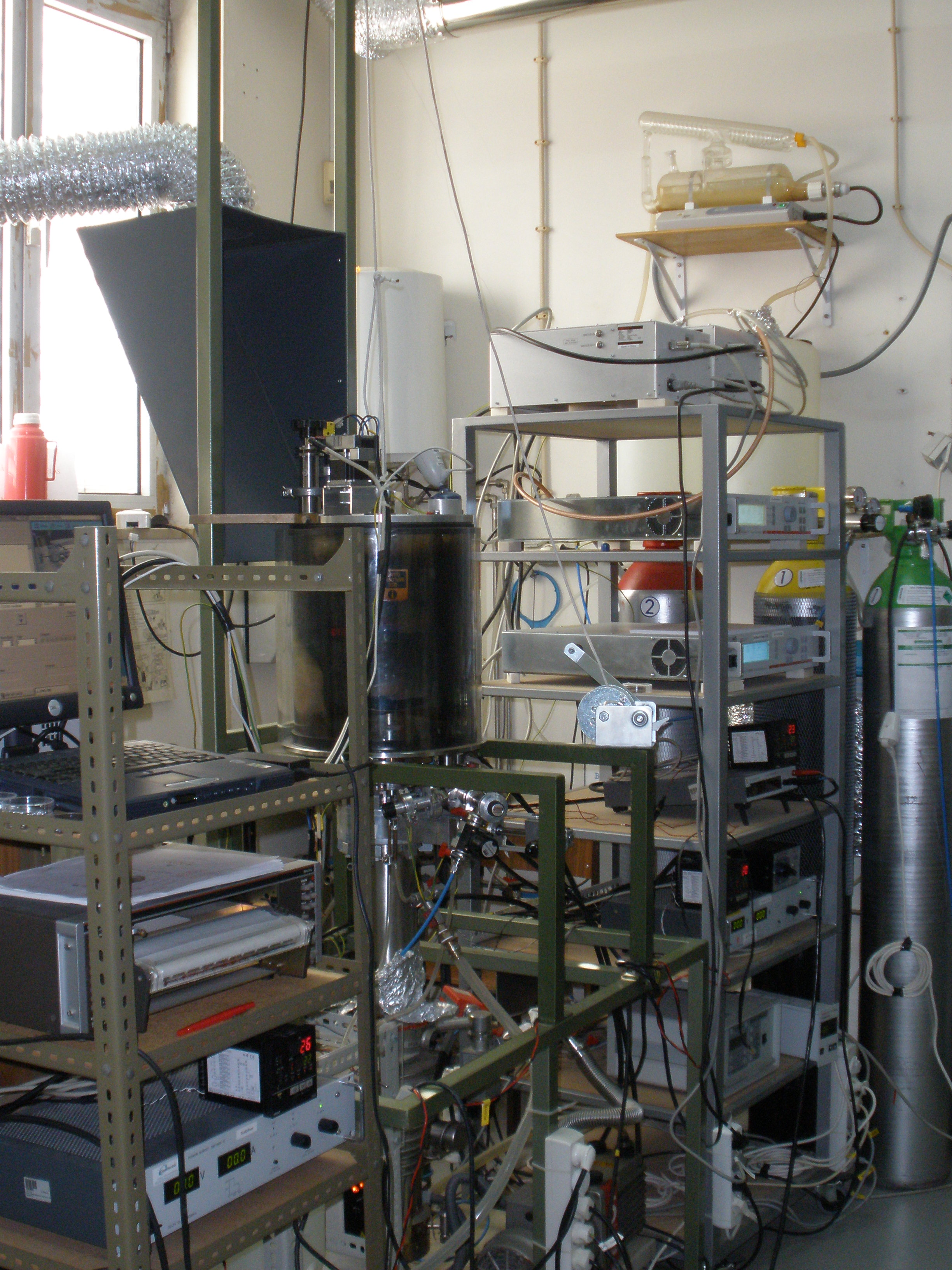 Thin Films Research Group Facilities And Techniques